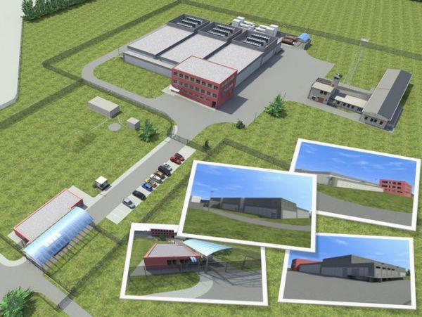 SPCSS podepsal smlouvu na výstavbu datového centra v Zelenči
