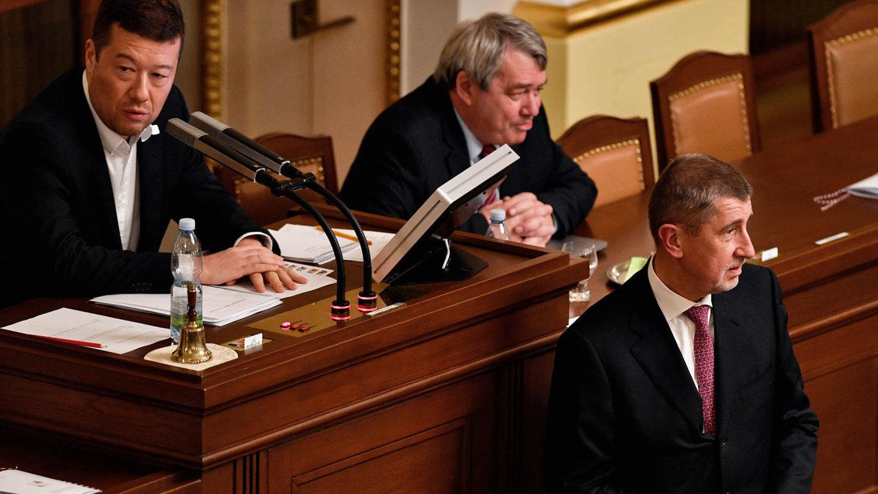 Demokratické strany mohly buď bránit vládnutí Andreje Babiše, nebo zabránit tomu, aby extremisté včele sTomiem Okamurou aVojtěchem Filipem posílili svůj vliv.