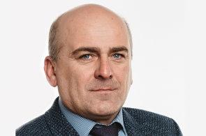 Miroslav Chmiel, ředitel slévárny v Kovosvitu MAS
