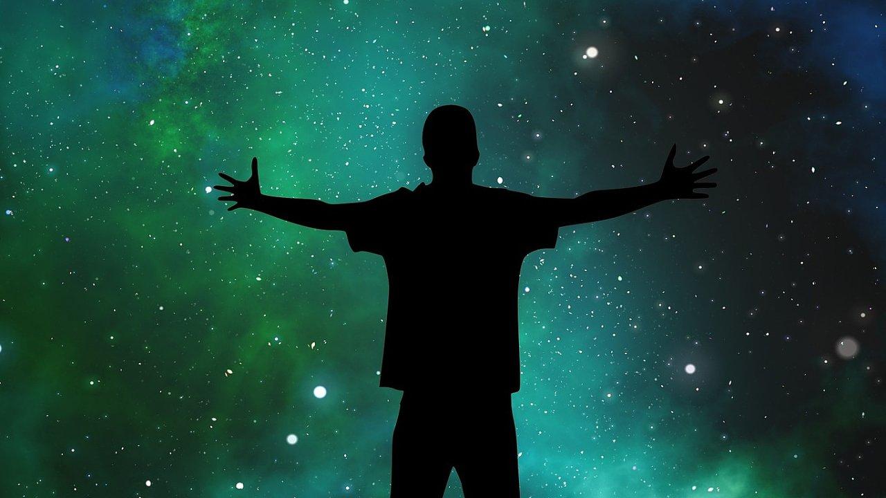 Vesmír, ilustrace