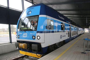 České dráhy se připravují na ztrátu části svého byznysu - Ilustrační foto.