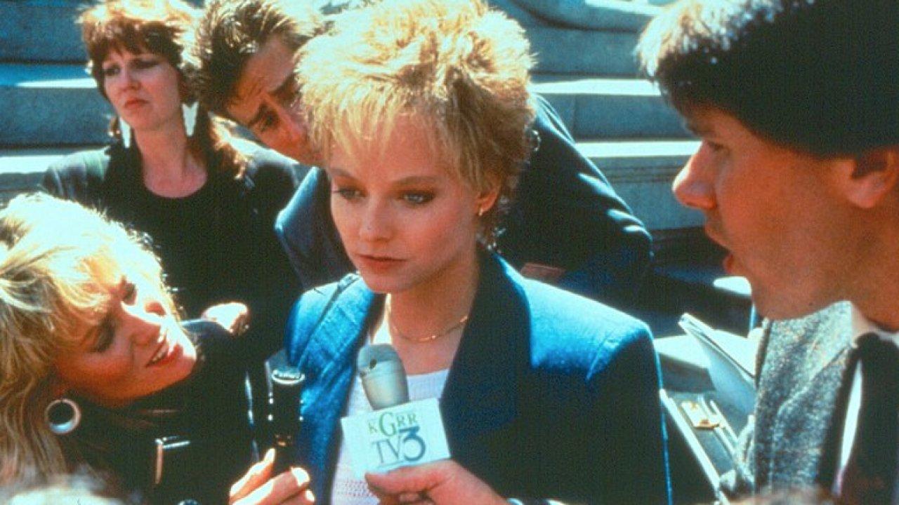 Film Znásilnění potvrdil pověst mladé Jodie Fosterové jako neposlušné holky.
