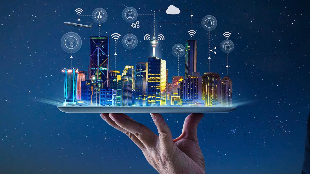 Podle některých odhadů bude za dva roky na celém světě okolo 50 miliard prvků pasivně nebo aktivně komunikujících v sítích internetu věcí.