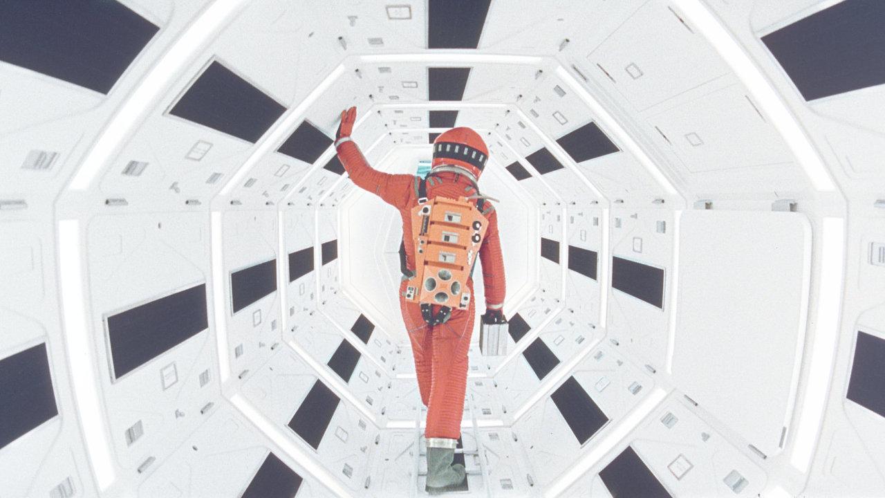 Z Kubrickova filmu 2001: Vesmírná odysea
