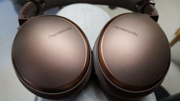 Sluchátka Panasonic HD605