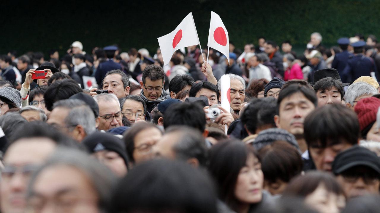 Japonsko lidé