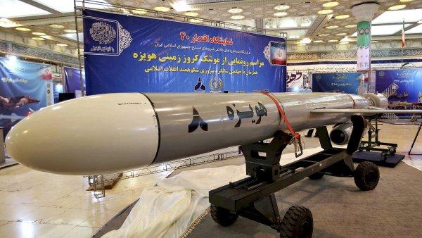 Můžeme poslat americké lodě ke dnu, tvrdí íránský generál. Pohrozil útokem raketami a tajnými zbraněmi