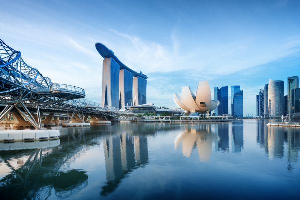 Levné místo pro schůzku v Singapuru