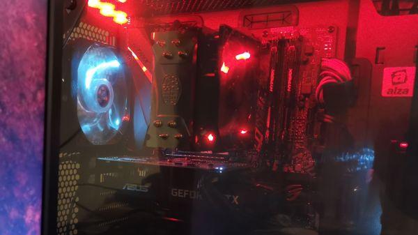 Alza GameBox s grafickou kartou GeForce GTX 1660 Ti