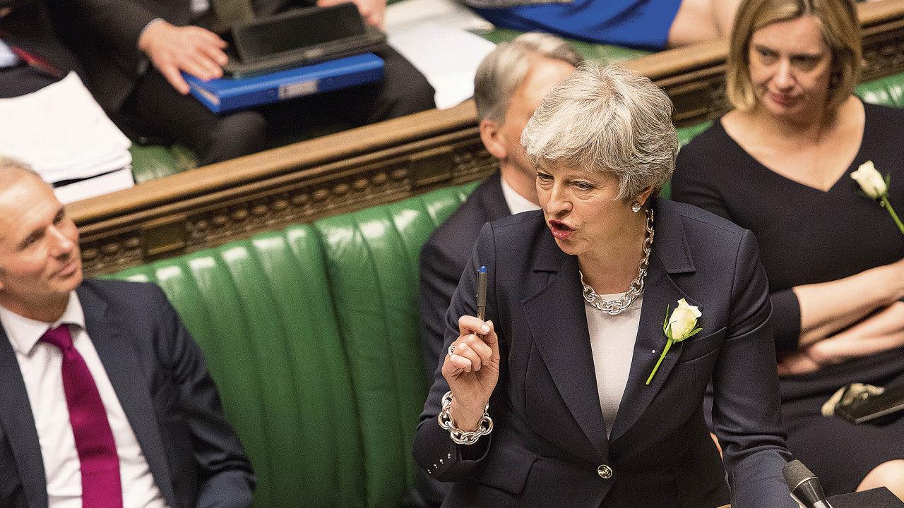 Theresa Mayová končí jako britská premiérka. Achaotický brexit je vážnou výstrahou pro celou Evropu.
