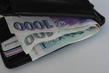 Peněženky Čechů jsou zase o něco plnější. V průměru měsíčně berou o 2 290 korun hrubého více než před rokem.