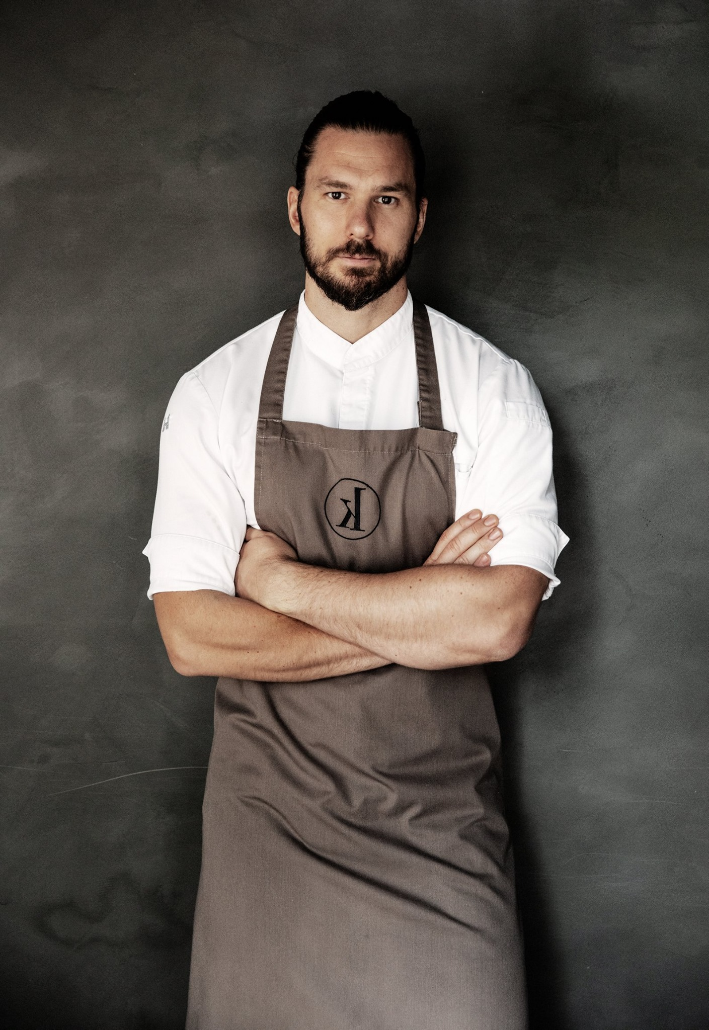 Kuchař Mikael Svensson