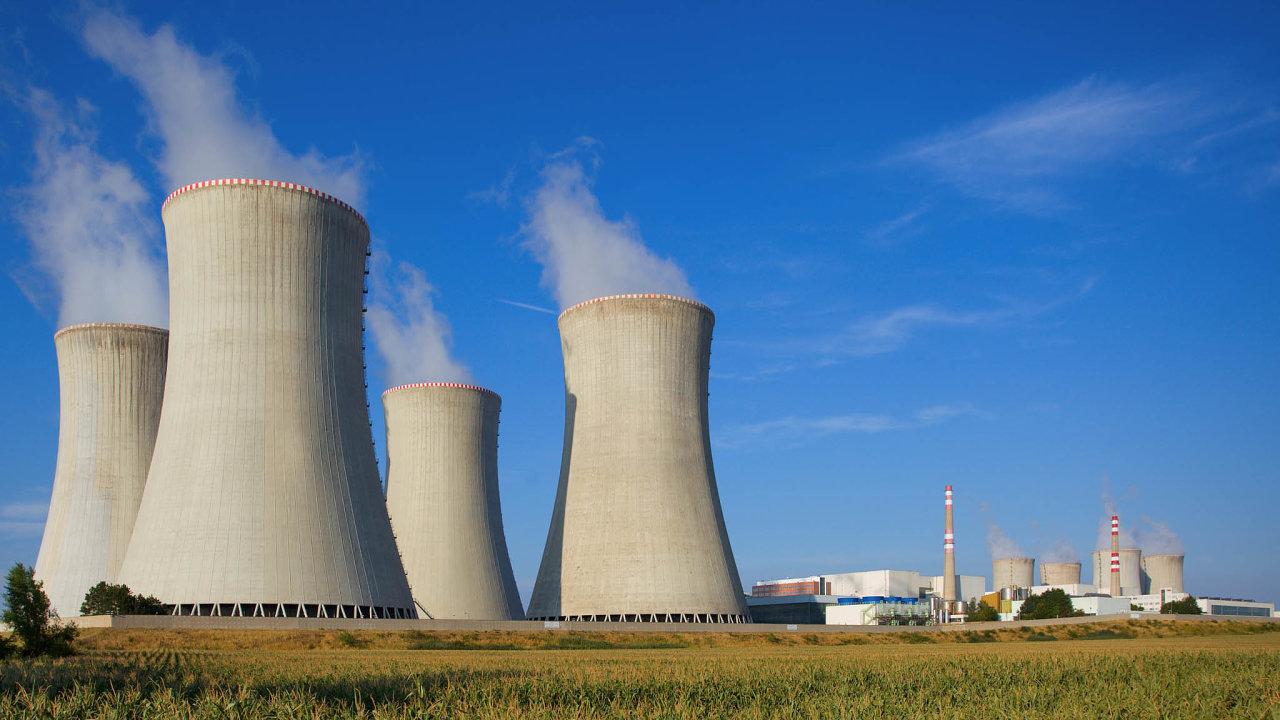 ČEZ rozjede příští rok výběr dodavatele napátý jaderný blok vDukovanech.