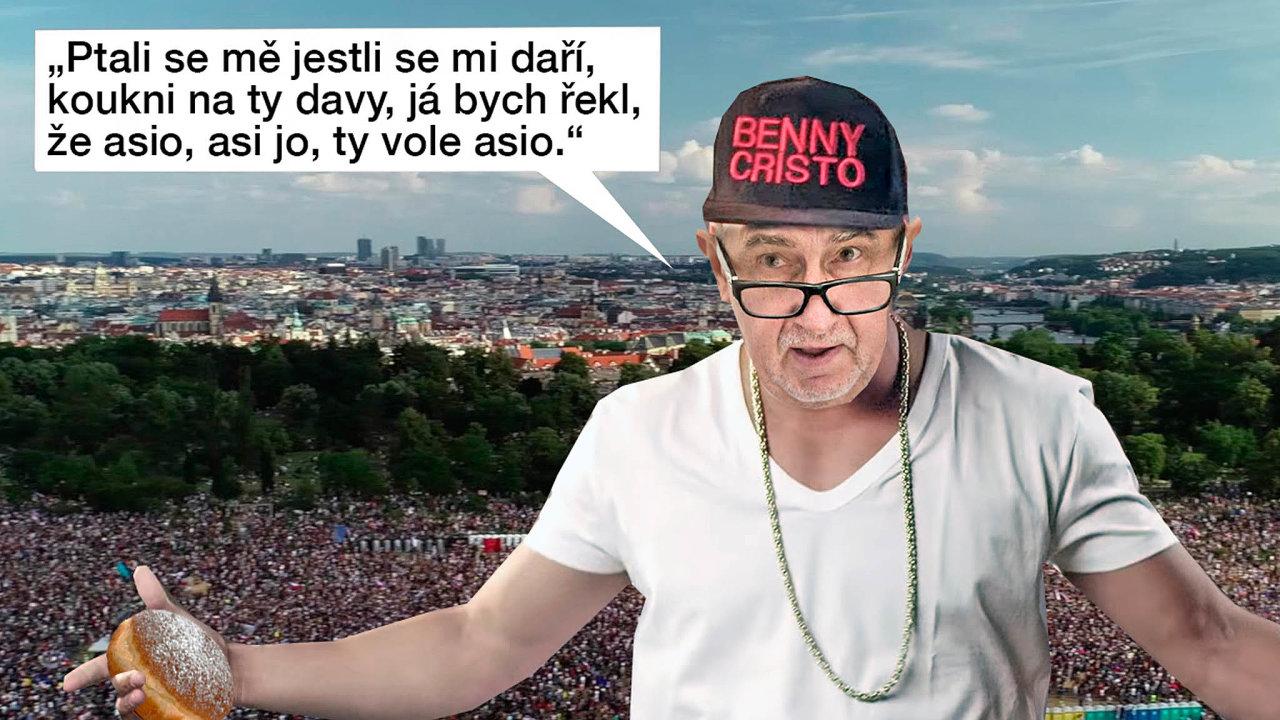 Na mušce TMBK: Andrej Babiš