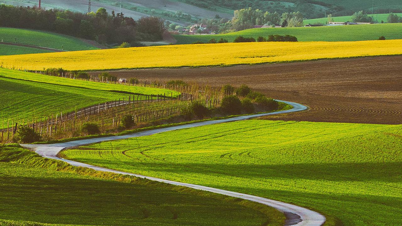 Ochránci přírody se snaží zvýšit rozmanitost zemědělské krajiny.