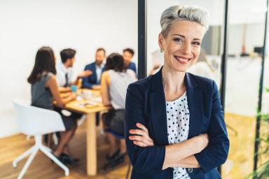Mezi českými podnikateli podle Indexu očekávání převládá optimismus