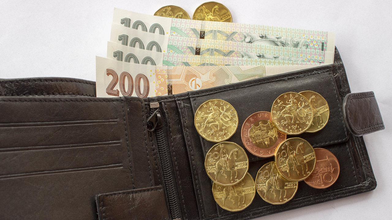 Minimální mzda je politicky vyjednanou částkou, která by měla být odměnou zaběžnou pracovní dobu.