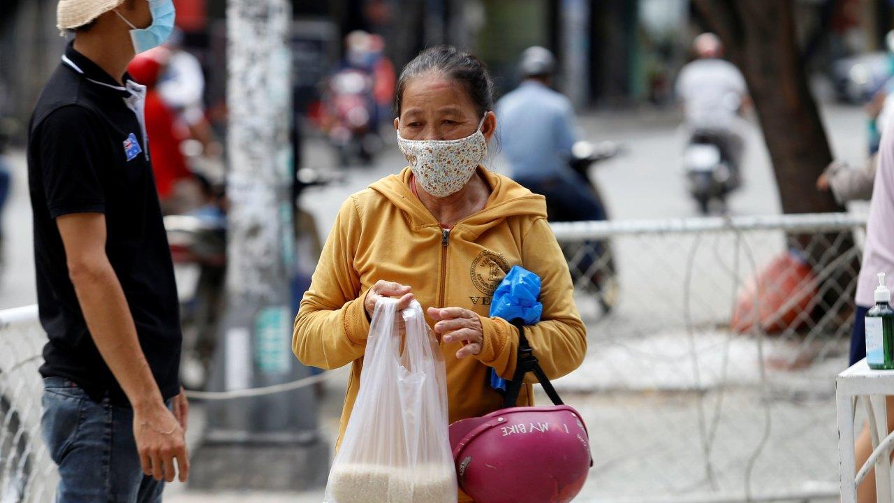 koronavirus Vietnam Asie
