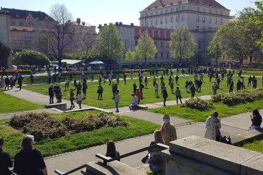 V Česku začalo testování kolektivní imunity vůči koronaviru. Některá stanoviště už mají plno, zájem je extrémní