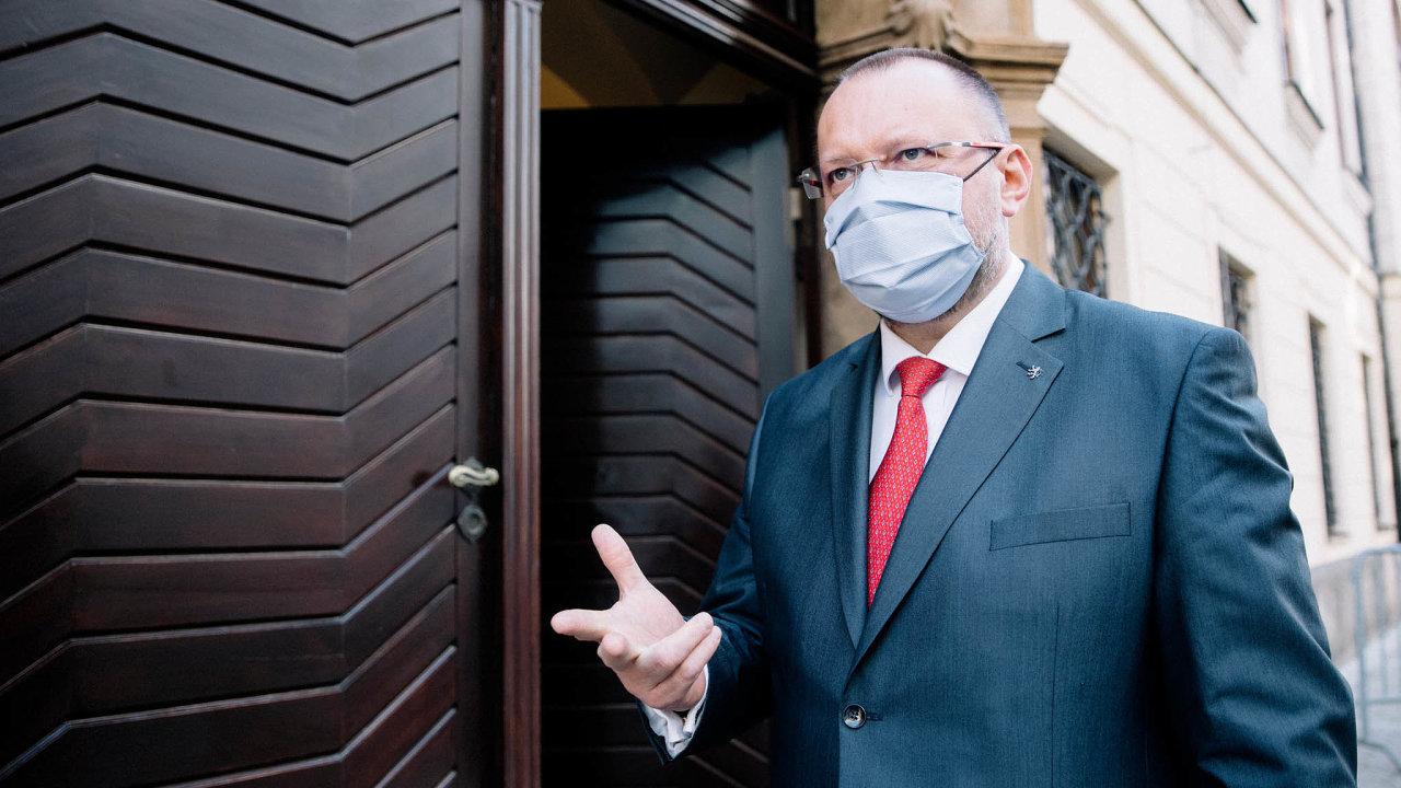 Apelujte naposlance. Místopředseda KDU-ČSL Jan Bartošek vyzval politiky kezměně zákona.