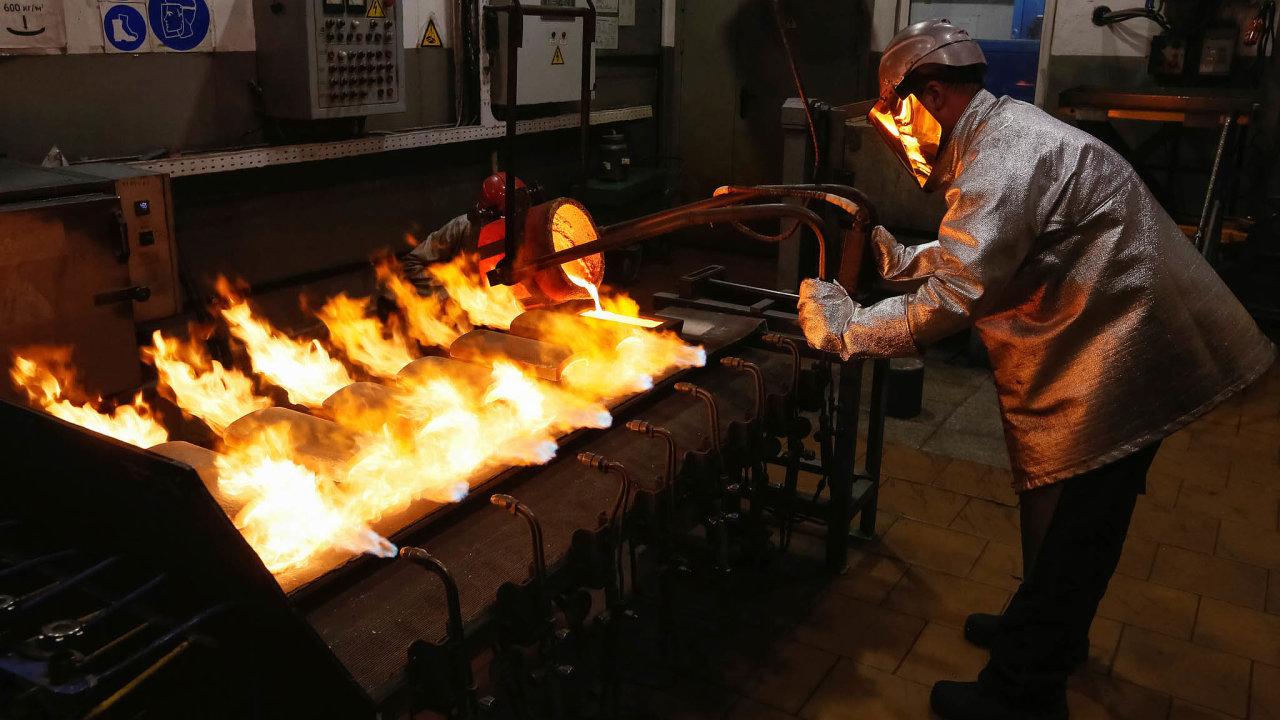 Zlato vdobách krize. Polymetal je druhý největší těžař zlata vRusku apatří také mezi prvních pět největších producentů stříbra nasvětě. Těží vdevíti dolech vRusku aKazachstánu.