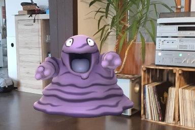 Pokémon Go je postavený na prolnutí virtuální reality oblíbených příšerek s reálným světem, ve kterém se zjevují.