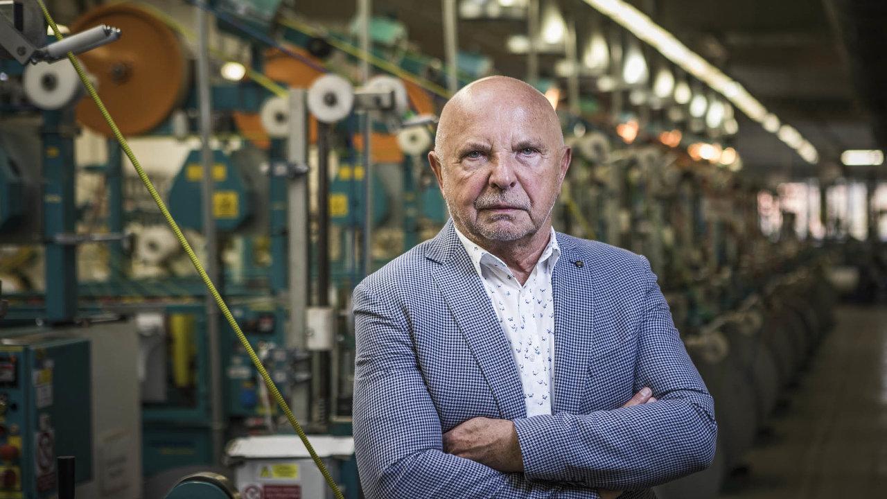 Majitel BR Group – ostravský podnikatel Rudolf Bochenek