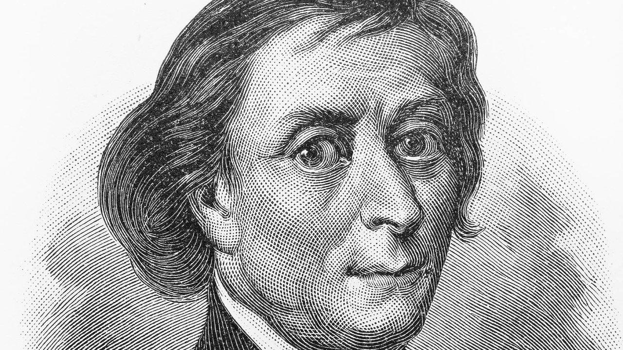 Otec řepného cukrovarnictví: Franz Karl Achard prosadil řepu vEvropě.