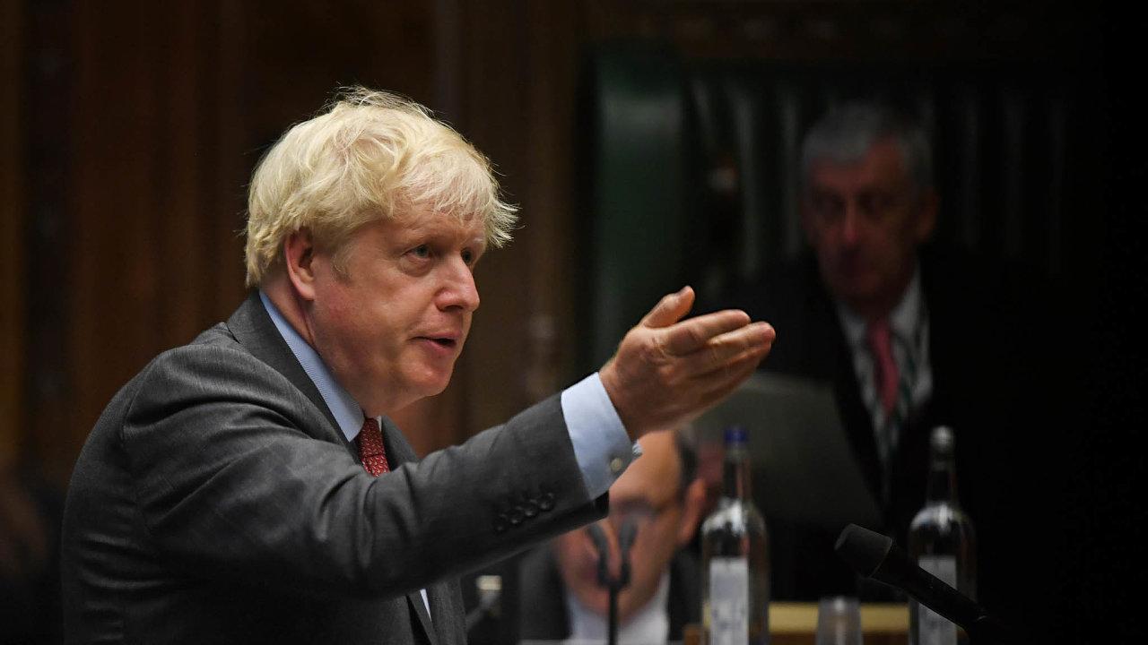 Pohnout sbrexitem: Ultimátum, jež dal Boris Johnson státům Evropské unie, se shoduje se summitem, nakterém se vBruselu shromáždí 27evropských vůdců.