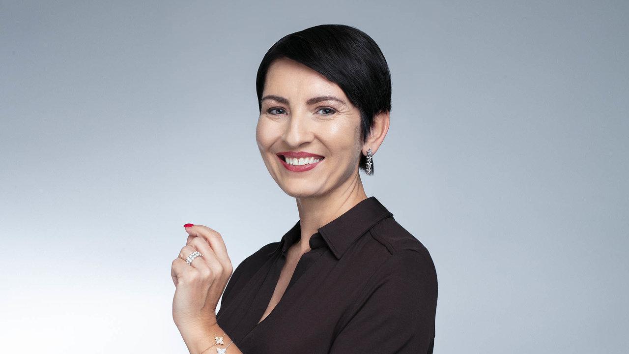 TOP podnikatelka Česka 2020 Radka Prokopová, spolumajitelka avýkonná ředitelka společnosti Alca plast