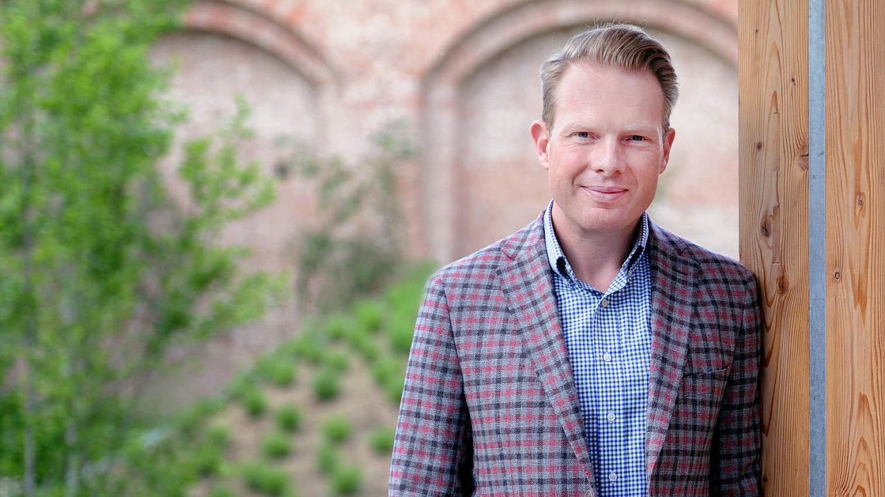 Majitel agentury PRAM Consulting Patrik Schober