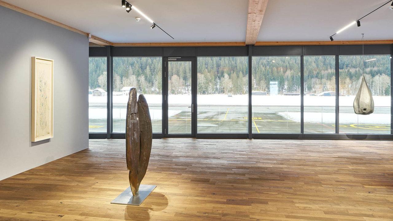 Expozice Louise Bourgeois