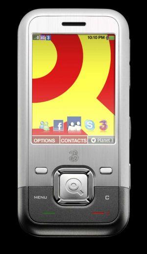 mobil INQ1 společnosti INQ Mobile
