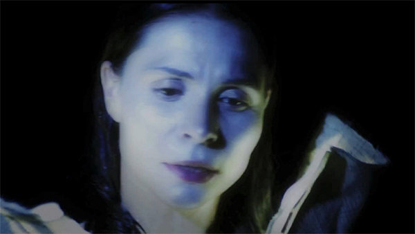 Kateřina Winterová v klipu ke Svatováclavskému chorálu