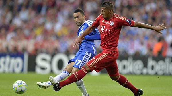 Bayern - Chelsea ve finále Ligy mistrů