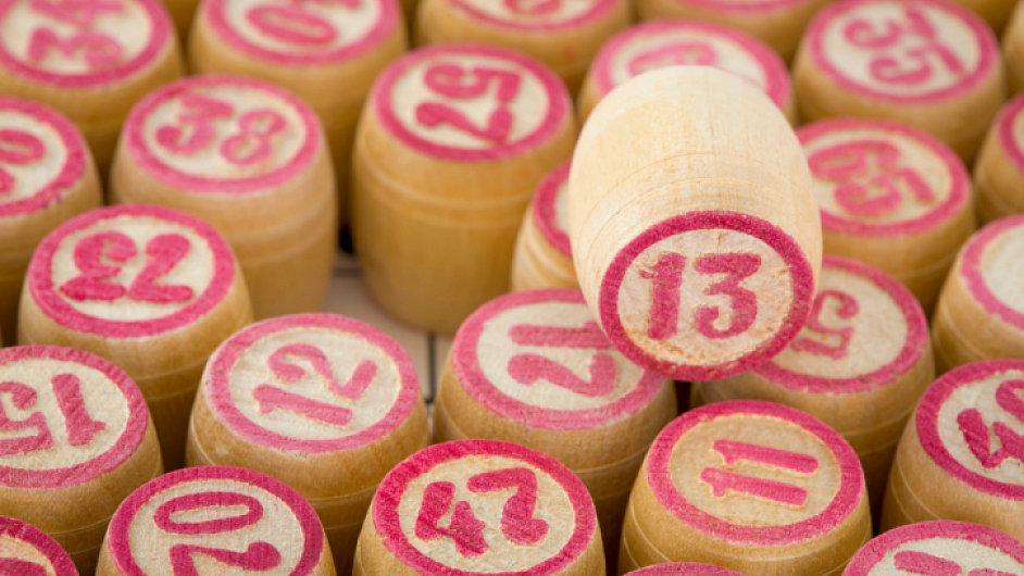 Ilustrační foto - číselná loterie