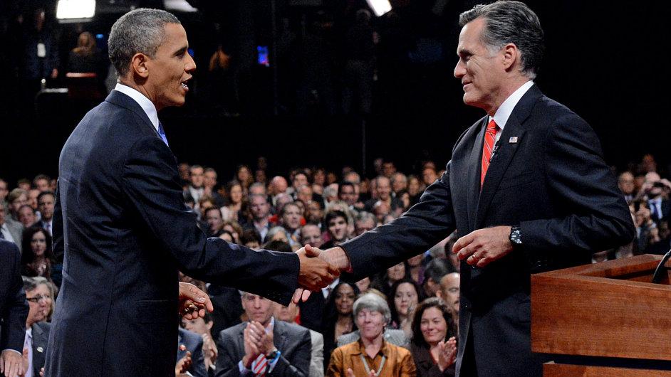 Debata Obama - Romney