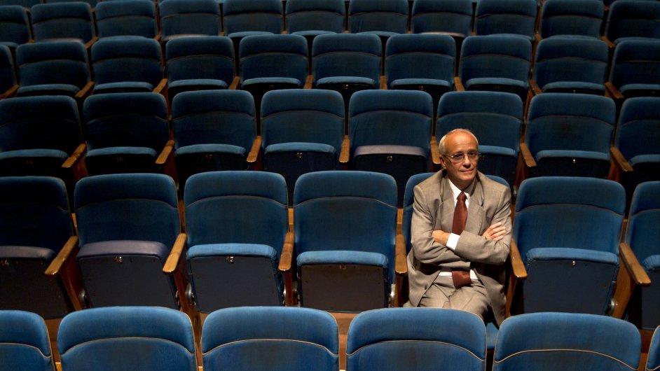 Jan Burian by kvůli ND musel opustit své divadlo J. K. Tyla v Plzni.