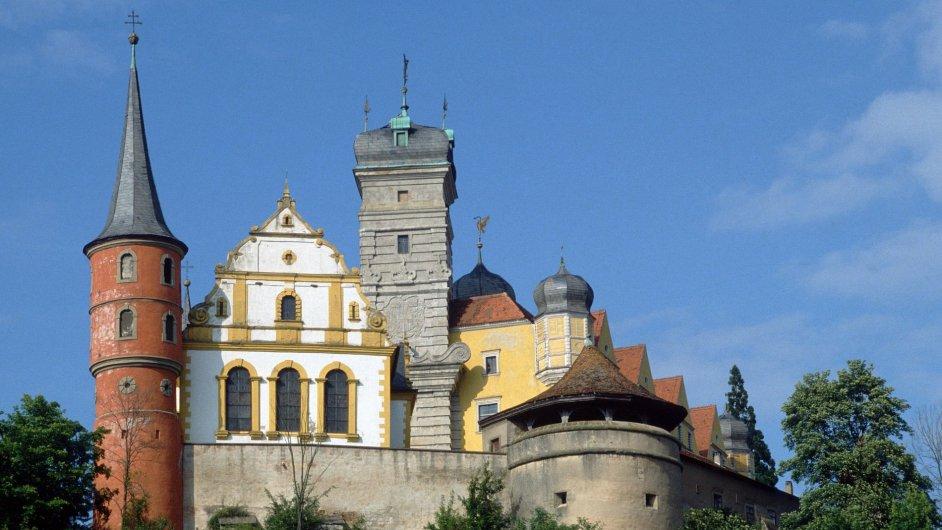 Zámek Schwarzenberg v Scheinfeldu