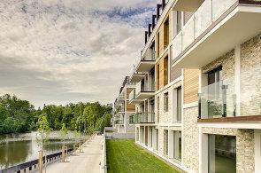 Rezidence Dock v Praze-Libni