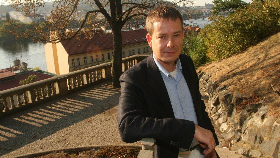 Exministr Pavel Němec
