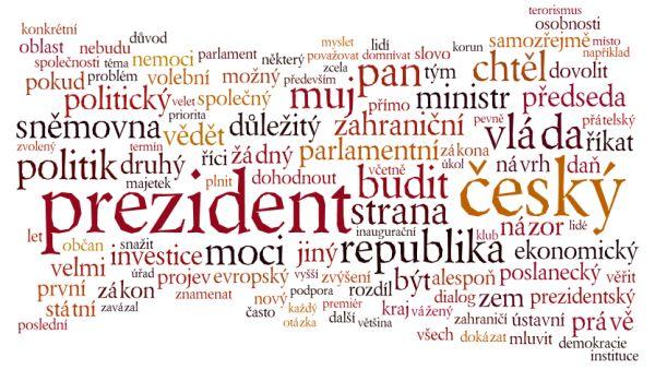 100 dní Miloše Zemana jeho vlastními slovy