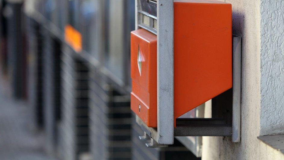 Místo poštovní schránky stačí internetová aplikace. Ilustrační foto