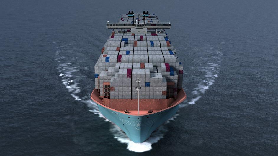 Tři největší dopravci kontejnerů na světě vytvoří operační alianci P3