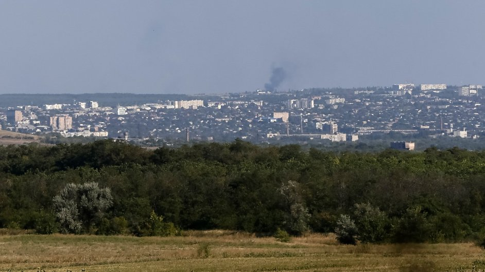 Město Luhansk