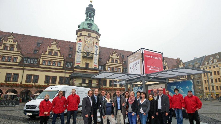 Lipský region se představí zejména zájemcům o práci v technických oborech, logistice a řemeslné výrobě.