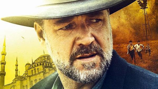 Russell Crowe bude ve sv�m re�ijn�m debutu hledat syny ztracen� ve v�lce