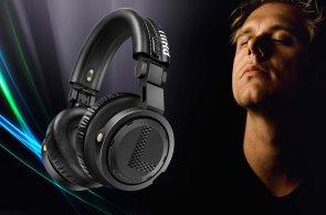 Armin van Buuren Philips A5PRO: Když si DJ nechá udělat sluchátka na míru