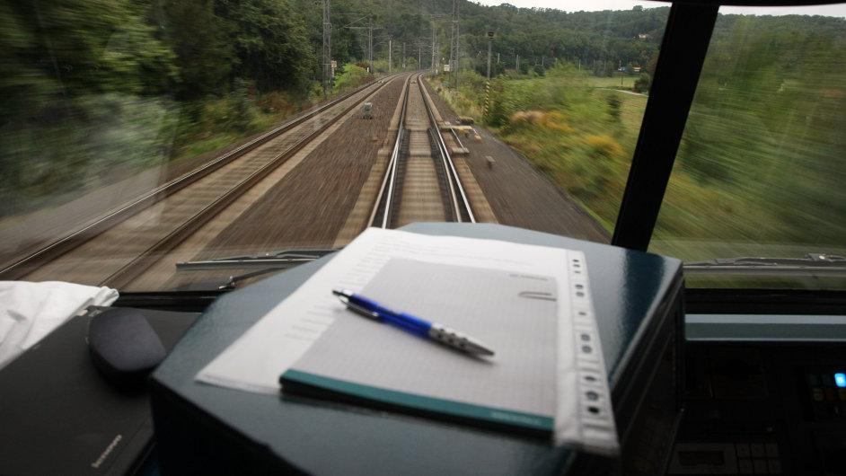 Vlak (Ilusrtační foto).