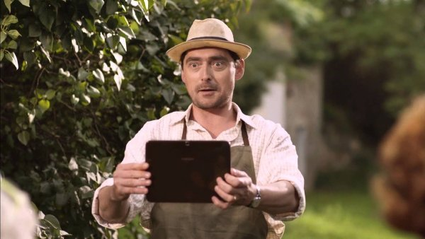 Jiří Vyorálek, oficiálně nejoblíbenější herec v české reklamě